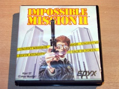 Impossible Mission II by Epyx