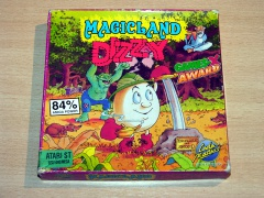Magicland Dizzy by Codemasters