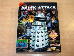 Dalek Attack by Admiral
