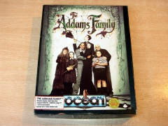 The Addams Family by Ocean