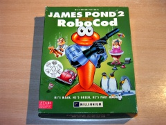 James Pond 2 : Robocod by Millenium