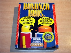 Bonanza Bros by Sega / US Gold