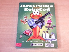 James Pond 2 : Robocod by Millennium