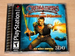 Crusaders Of Might And Magic by 3DO
