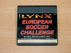 European Soccer Challenge by Telegames