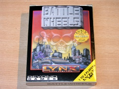 Battle Wheels by Beyond Games