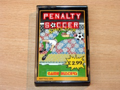 Penalty Soccer Simulator by Gambusters