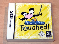 Wario Ware Touched by Nintendo