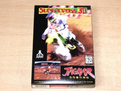 Supercross 3D by Atari *MINT