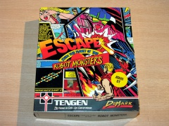 Escape Planet Of The Robot Monsters by Tengen
