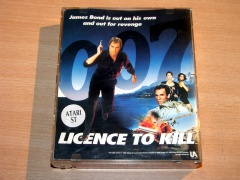007 : Licence To Kill by Domark