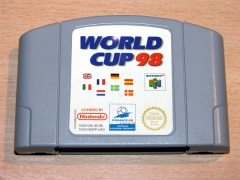 World Cup 98 by Nintendo