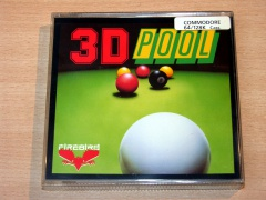 3D Pool by Firebird