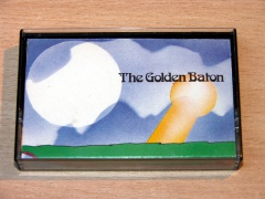The Golden Baton by Mysterious Adventures