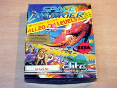Space Harrier Plus by Sega / Elite