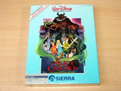 The Black Cauldron by Sierra