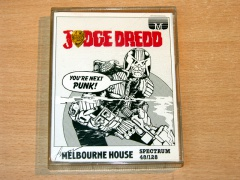 Judge Dredd by Melbourne House