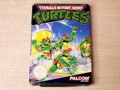 Teenage Mutant Hero Turtles by Palcom