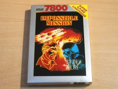 Impossible Mission by Atari