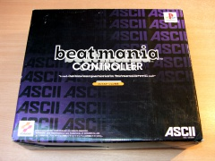 Japanese Beatmania Controller - Boxed