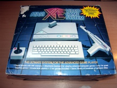 Atari XE Video Game System - Boxed