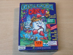 Crystal Kingdom Dizzy by Codemasters