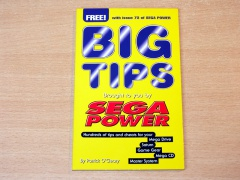 Sega Power Big Tips Book