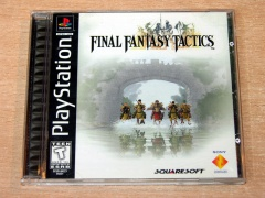 Final Fantasy Tactics by Squaresoft