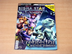 Sigma Star Saga & Rebelstar Tactical Command Guide