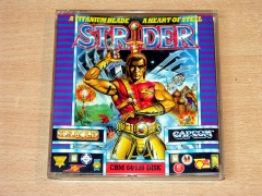 Strider by US Gold / Capcom