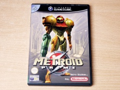 Metroid Prime by Retro Studios