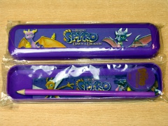 Legend Of Spyro Stationary Set *MINT