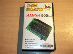 Amiga 500 512K Memory Upgrade