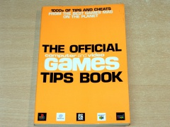 The Official C&VG Tips Book