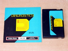 Diagnostics by Radio Shack