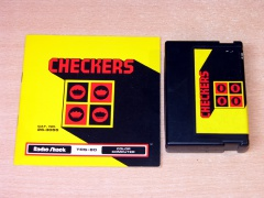 Checkers by Radio Shack
