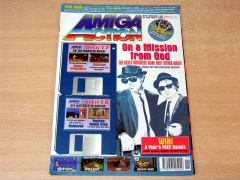 Amiga Action - Nov 1991 + Discs