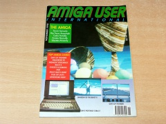 Amiga User International - Nov 1990