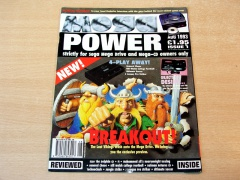 Mega Power Magazine - August 1993