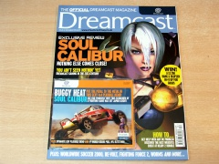 Official Dreamcast Magazine - Dec 1999 + Cover Disc