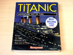 Titanic : Adventure Out Of Time by Europress