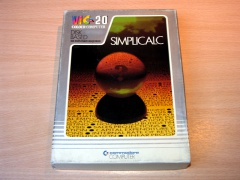 Simplicalc by Commodore