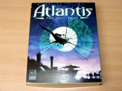 Atlantis : The Lost Tales by Cryo