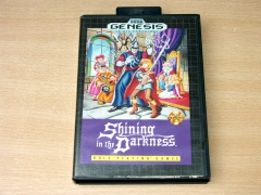 Shining In The Darkness by Sega