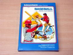 Baseball by Mattel Electronics