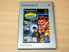 Crash Bandicoot : Wrath Of Cortex by Konami