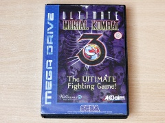 Ultimate Mortal Kombat 3 by Williams / Acclaim