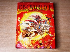 Discworld II : Missing Presumed.. by Psygnosis