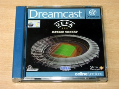 UEFA Dream Soccer by Infogrames