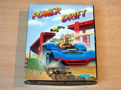 Power Drift by Activision
